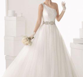 Robe de mariee, le tissu chic et unique