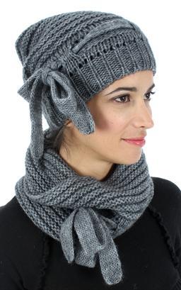 e522a4d15dd Bonnet Echarpe Femme De Marque