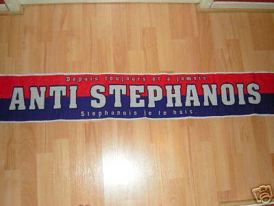 echarpe anti stephanois