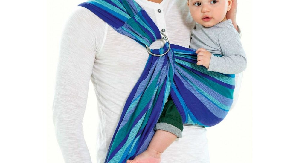 echarpe de portage ring sling