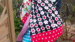 echarpe patchwork