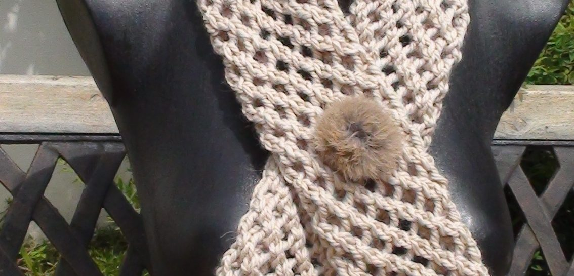 echarpe tricoter