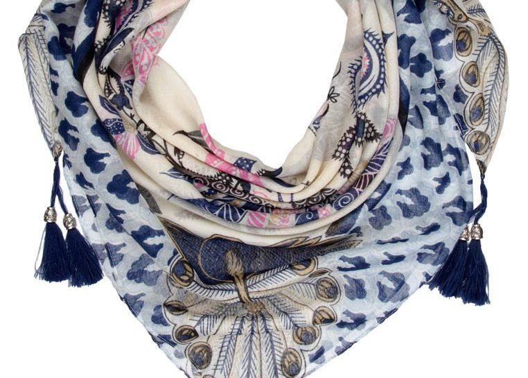 echarpes et foulards femme