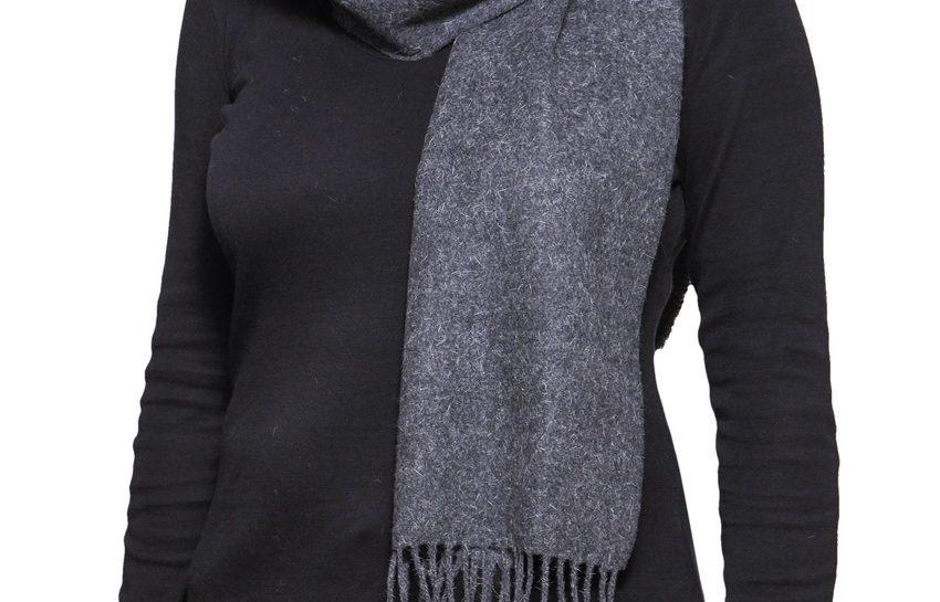 echarpes laine femme