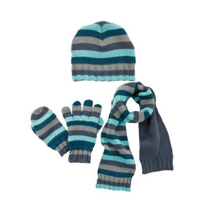 2c0f96d3c97b Ensemble echarpe bonnet garcon - Idée pour s habiller