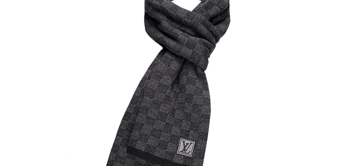 louis vuitton echarpe homme