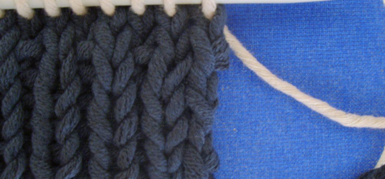 modele echarpe a tricoter grosse laine