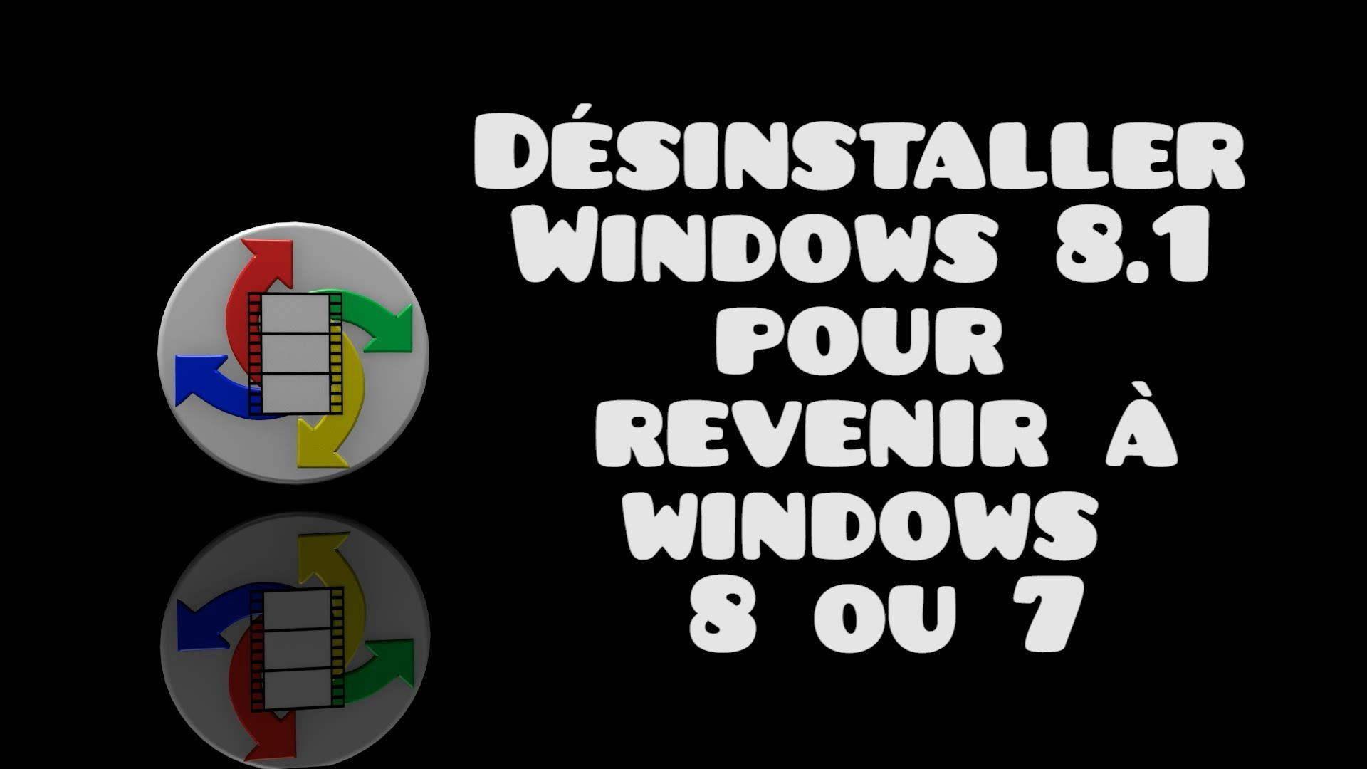 Comment Desinstaller Windows 8 1