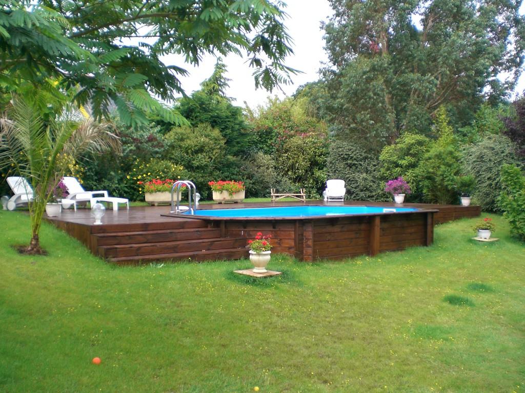 Comment Monter Une Piscine Hors Sol comment enterrer une piscine hors sol ?