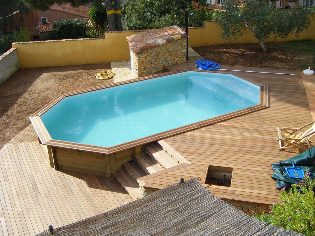 Comment enterrer une piscine hors sol - Peut on enterrer une piscine hors sol ...