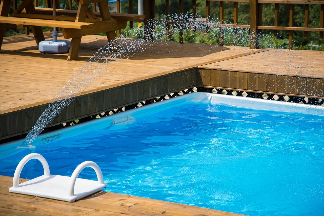 chauffer l'eau de votre piscine